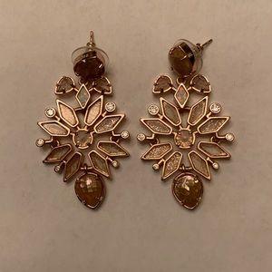 Kendra Scott stud dangle earrings